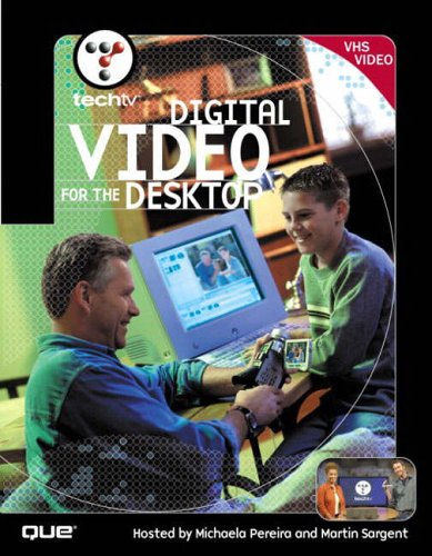 Techtv's Digital Video for the Desktop [VHS] (Corporation Desktop)
