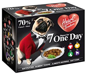 Heartbreakers - 23765 - One Day Multipack P/7 Chiens
