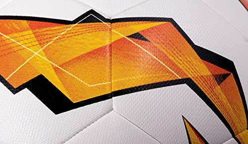 Molten Replica of the UEFA Europa League - 3400 Model Official Match Ball Orange Size 5