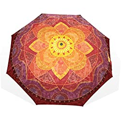 Paraguas Hippie Mandala