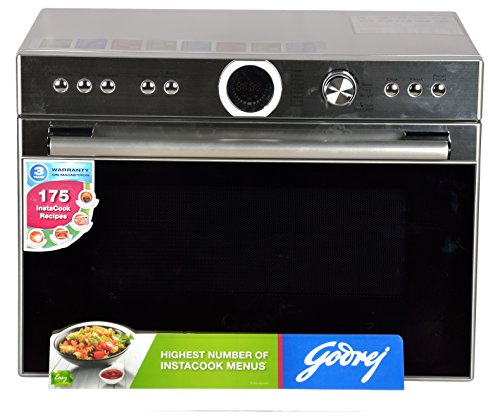 Godrej 34 L Convection Microwave Oven (gme 34ca1 Mkz)