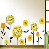 ZYHY3d - warmen Schlafzimmer TV Hintergrund wandsticker - Aufkleber Aufkleber 90 * 135cm fahrbare Wohnzimmer.