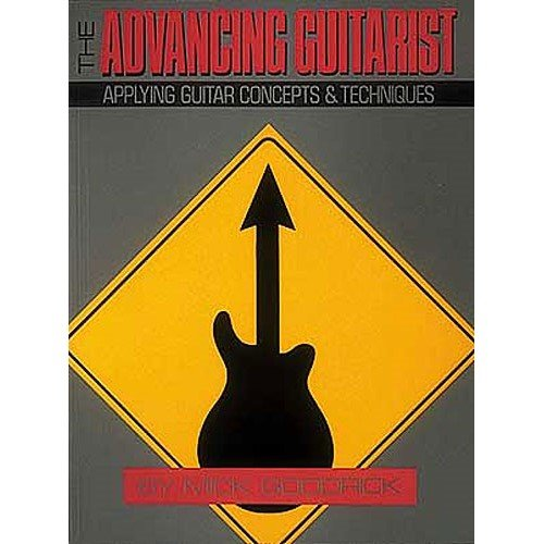 The Advancing Guitarist - Guitar[with Ch...