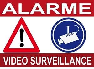 panneau signal tique alarme vid o surveillance fournitures de bureau. Black Bedroom Furniture Sets. Home Design Ideas