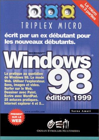 WINDOWS 98. Edition 1999