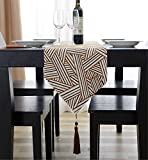 Sucastle® 32x240cm Tuch Tischläufer Hochzeit Tischband ,abwaschbar (Farbe wählbar),Meterware,Tischwäsche,stoffähnliches Vlies, Party, Catering , Vereinsfeier ,Geburtstag