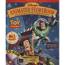 Toy Story Animated Story Book