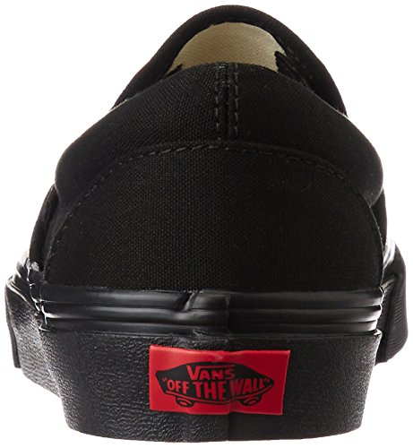 Vans U Classic Slip-on, Baskets mode mixte adulte Noir