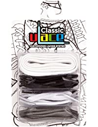 U-Lace  Pack Of Shoe Laces, Lacets de chaussure mixte adulte