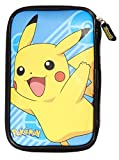 Nintendo Samt-Spiel, Motiv Pokémon Pikachu gelb/blau