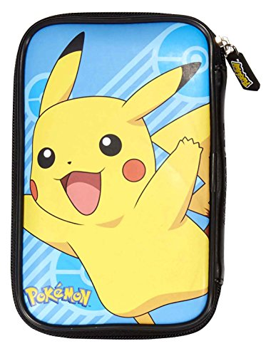Nintendo Samt-Spiel, Motiv Pokémon Pikachu gelb/blau - Ds Blau Pokemon