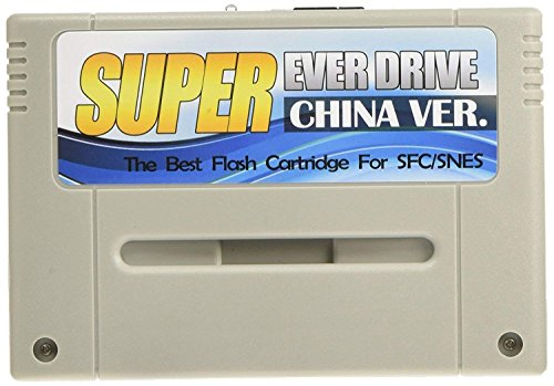 Sfc snes flash card Super Everdrive