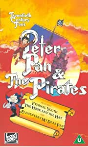 Peter Pan And The Pirates: Volume 4 [VHS]