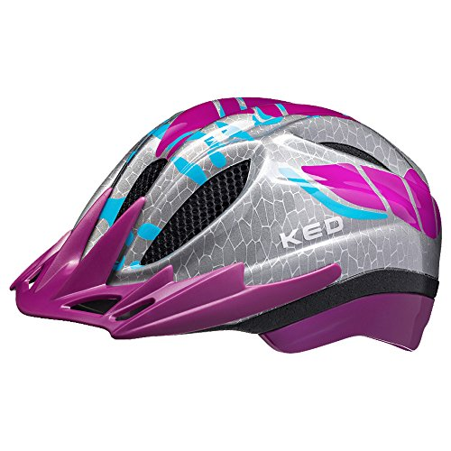 KED Meggy II K-Star Helmet Kids Violett Kopfumfang M | 52-58cm 2018 mountainbike helm downhill