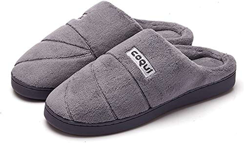 NIGHT WALL Comode Pantofole Slip-on Winter Winter da Uomo Caldo Caldo Caldo Calde Pantofole da casa, 3,40 Scarpe da casa Indoor... | bello  | Scolaro/Signora Scarpa  fe627a
