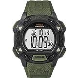 Timex TW4B09300 Herren-Armbanduhr mit Quarz-Uhrwerk, Digitalanzeige und Resin-Uhrenband.