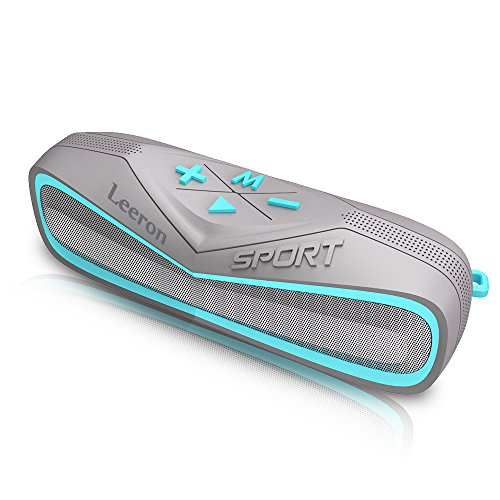 Las altavoces de Bluetooth V4.0 Altavoz inalámbrico Portátil 8 HORAS de Emisión...