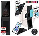 Cover for Nubia Z11 Max Case | in Black Leather |