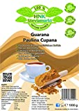 Puro guaraná Paulina cupana cafeína polvo Pur | Energy Drink polvo | 100% Natural | sin Química aditivos, 1er Pack (1x kg)