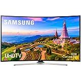 Samsung Ue55mu6205 Televisor Curvo 55'' Lcd Uhd Hdr 4k Smart Tv Wifi