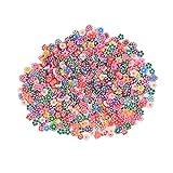 Quaan 4 Farbe Weich Keramik Scheiben Füllstoff Zum Nägel Kunst Acryl Glitzer Dekoration Maniküre
