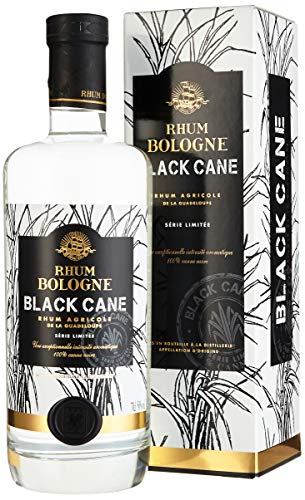 Bologne Rum Black Cane 50% (1 x 0.7 l)
