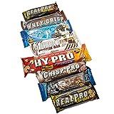 ALL STARS Best of Schoko Protein Bar Mix Box, 8 leckere Eiweißriegel, perfekt zum Probieren, der perfekte Snack für Zwischendurch