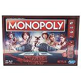 Monopoly Le cose più strane di Netflix bordo gioco Limited Edition