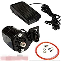Motor eléctrico máquina de coser doméstico mayitr, 220 V 180 W 0.9 A negro,
