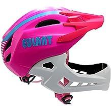 Sborter Casco de Ciclismo para Niña, Cascos Infantiles Bicicleta, Cascos Integrales Infantiles para Bici