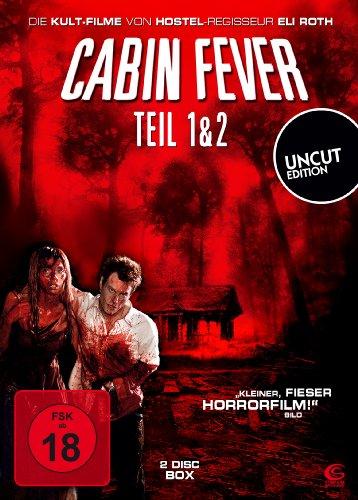 Preisvergleich Produktbild Cabin Fever 1 & 2 (UNCUT Edition) (2 DVDs)