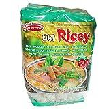 18x500g Sparen! Acecook Oh Ricey Reisbandnudeln Banh Pho Vietnam
