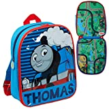 Thomas & Friends Zaino scuola con tappetino pieghevole per bambino Taglia unica playmat