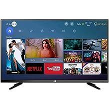 Daiwa 102 cm (40 Inches) Full HD Smart LED TV D42E50S (Black) (2019 model)