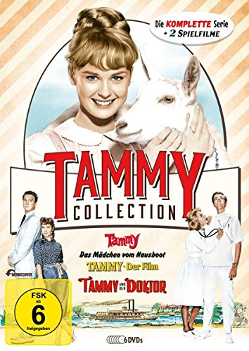 Die Tammy-Collection: Die komplette Serie + Spielfilme (6 DVDs)