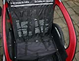 RED LOON T2 aktuelles Modell Kinderanhänger für 2 Kinder NEU GS -