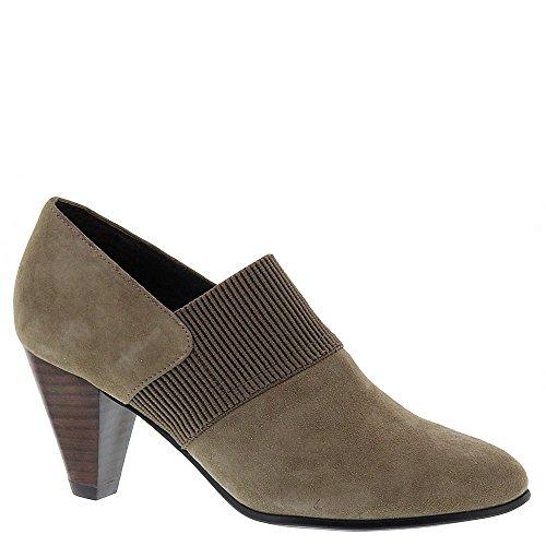 8.5 B(M) US , Taupe-suede : David Tate Women's Citadel Shoe