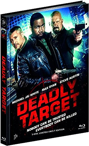 Deadly Target (Chain of Command) - Uncut/Mediabook (+ DVD) [Blu-ray] [Limited Edition]