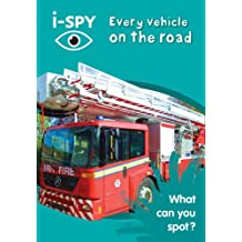 i-SPY Every vehicle on the road: What can you spot? (Collins Michelin i-SPY Guides)