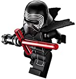 LEGO Star Wars - Kylo Ren with Lightsaber out of Set 75104
