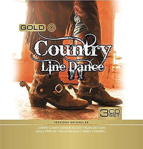 Country Line Dance (Coffret Metal 3 CD)