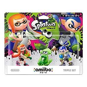 Amiibo Triple Set – Splatoon series Ver. [Wii U]Amiibo Triple Set – Splatoon series Ver. [Wii U] [Japanische…