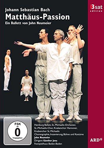Bach, Johann Sebastian - Matthäus-Passion (2 Discs, 3sat Edition)