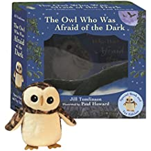 The Owl Who Was Afraid of the Dark Book & Plush Set (Book & Toy)