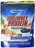 IronMaxx 100% Whey Protein Pulver – Proteinpulver auf Wasserbasis – Whey Eiweißpulver mit Maple Walnut Geschmack – 1 x 500 g Beutel