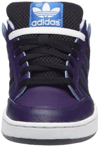 adidas Originals Varial St, Chaussures lifestyle baskets mode homme Aubergine/Noir1/Blanc