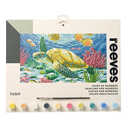 reeves-pl130-pintura-guiada-por-numeros-papel-multicolor-32-x-41-x-0-5-cm