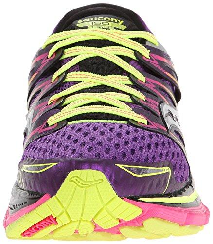 Saucony Triumph ISO Women's Scarpe Da Corsa Purple/Citron/Pink