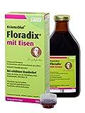 Salus Kräuterblut Floradix mit Eisen, 2er Pack (2 x 500ml)