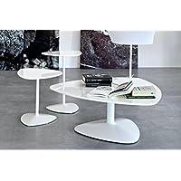 Tavolini Da Salotto Calligaris Prezzi.Calligaris Tavolini Da Divano Tavoli E Tavolini Amazon It